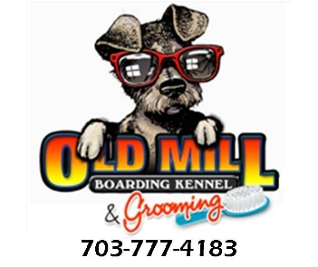 Old Mill Boarding Kennel logo