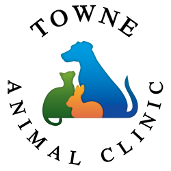 Towne Animal Clinic logo