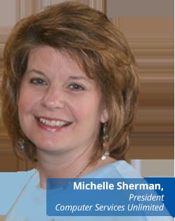 Michelle Sherman