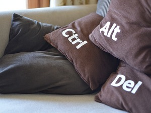 ctl alt del pillows