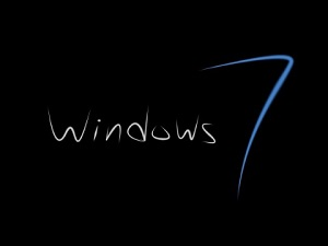 windows 7 writing
